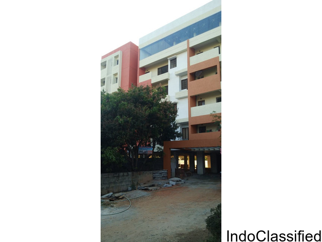 Residential 2&3 bhk flats in hennur main road
