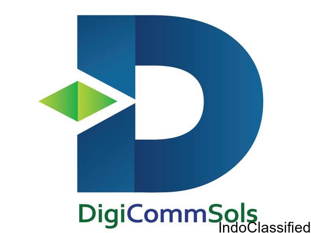 DigiCommSols - Digital Marketing Company in Delhi, India