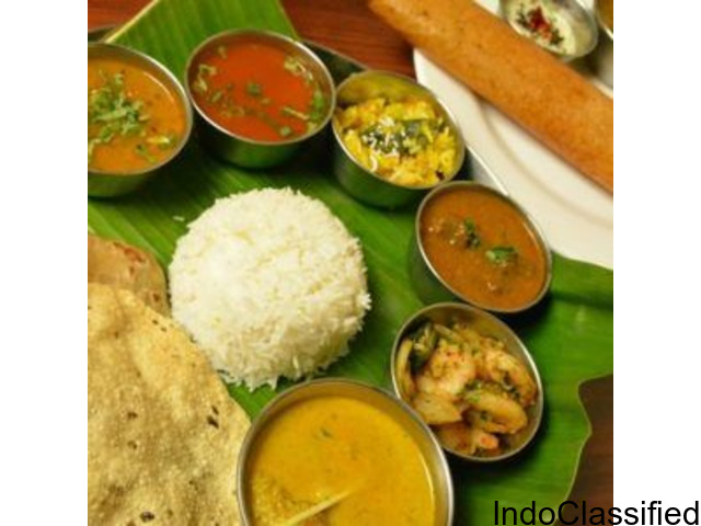 Fresh & Healthy Food Delivery-Tiffin Service Bangalore