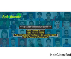 Come and join 6 months job oriented diploma in logistics - safeducate