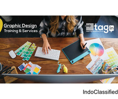100%  job placement  training in  graphic design
