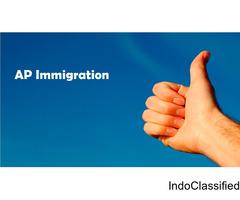 Best  Immigration Consultant In Delhi | AP Immigration
