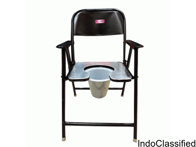 Folding Commode Chair | Commode Toilet