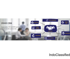 Zoho CRM Implemention and Integration Services US, UK, Europe | AryvartCRM