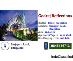 Book  your dream home in Bangalore city