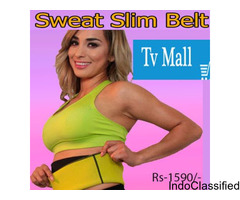 Buy Sweat slim belt | Tummy shaper | Body Shaper