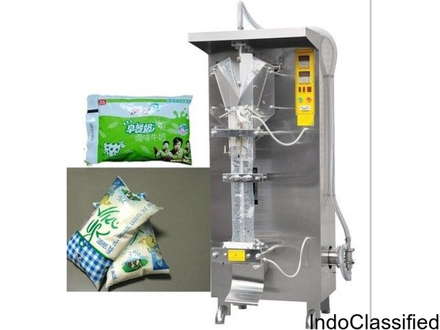 Milk Pouch Packing Machine Manufacturers