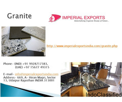 Desert Brown Granite UK US Russia Imperial Exports India
