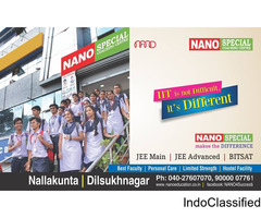 Long Term Coaching For IIT JEE In Hyderabad-NanoEducation