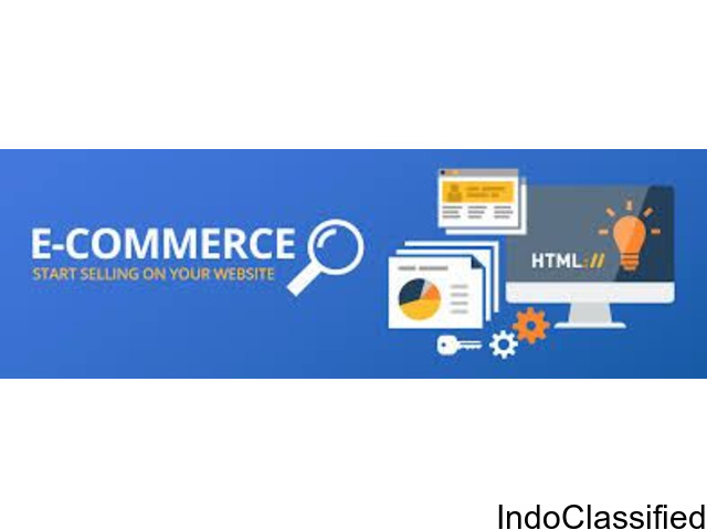 Ecommerce Website Development | Sainath Chillapuram
