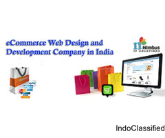 eCommerce Web Design and Development Company in India - Nimbus Adcom