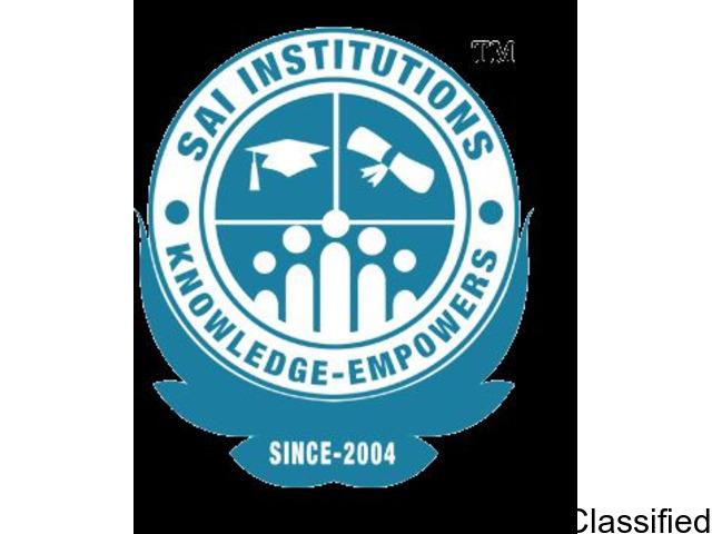 Sai  Institutions of Hotel Management