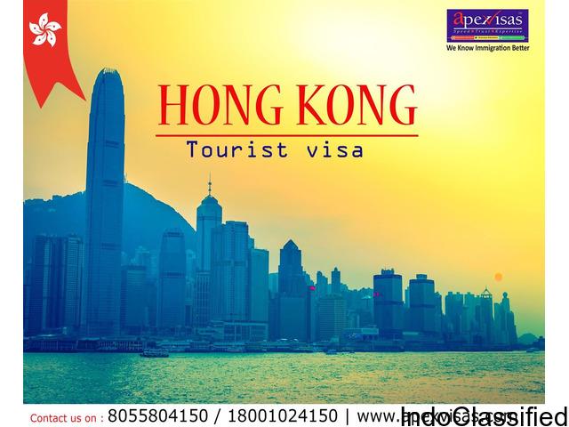 Visit Hong Kong on a Tourist Visa