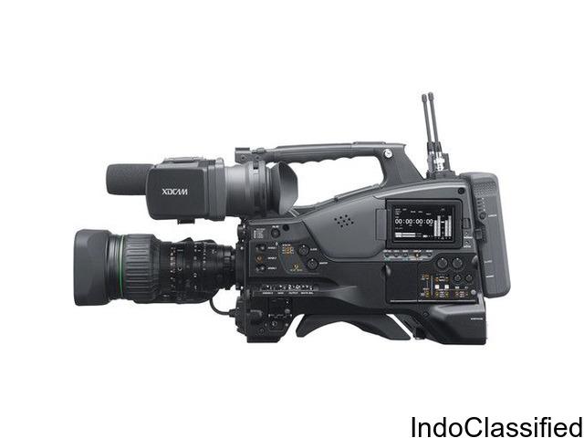 Sony PXW-X400KF 16x Auto Focus Zoom Len Camcorder