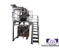 Manufacturers and Suppliers of Pouch Packaging Machine