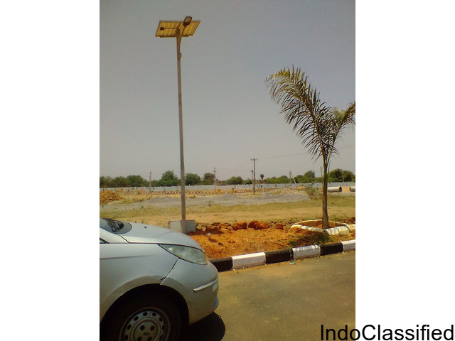 Open plots for sale at shadnager near shamsahabad international airport Hyderabad