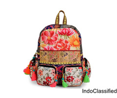Backpacks, Ethnic, Traveler Bags