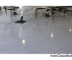 Epoxy Flooring In Delhi - Concretebydesign