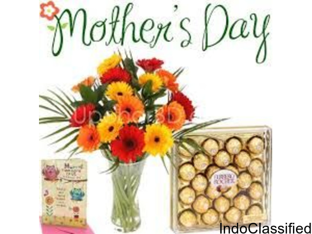 Give Lot of Happiness to your Mother with Mother's Day Cake in Noida