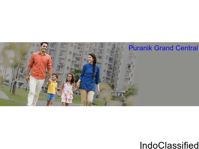 Always Buy Luxury Apartments Like Puranik Grand Central Vartak Nagar Thane In Mumbai
