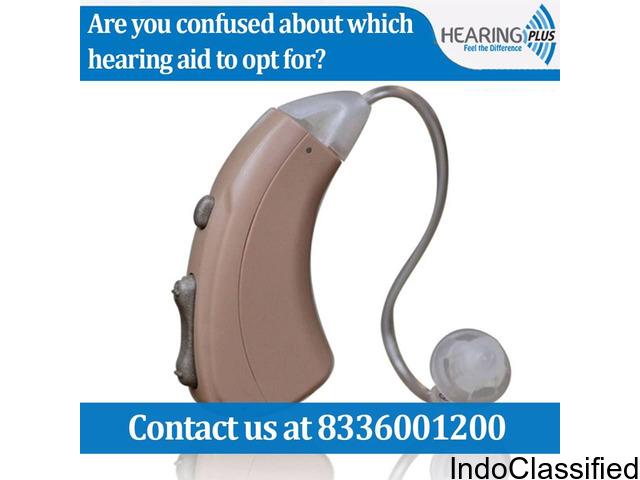 Looking for Best Digital Hearing Aids in India? Go for Hearing Plus