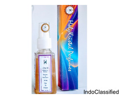 A natural Aroma Scent perfect for Body, Hair & Beard Mist from Holykristal perfumes