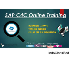 SAP C4C Online Training material in Mumbai
