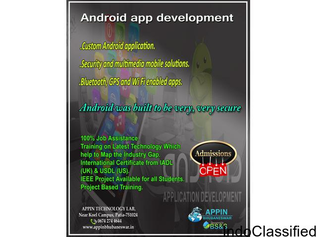 Summer Internship Android app Devlopers