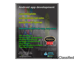 Summer Internship Android app Devlopers