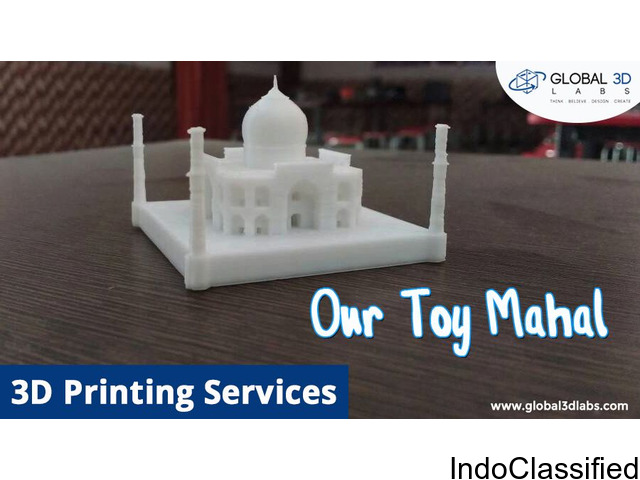 India's Leading 3D Printer Manufacturers company | Global 3d labs