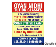 GYAN NIDHI TUITION CLASSES