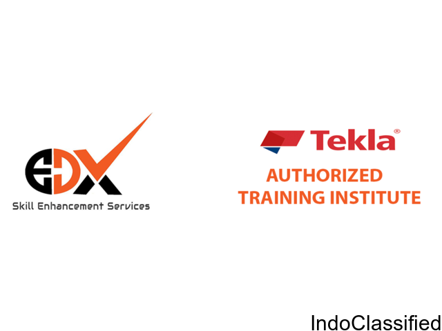 EDX Authorized Tekla Training in Vijayawada