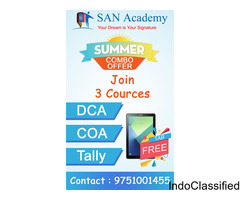 Computer Courses || Summer Offer || Tab Offer || Cash back