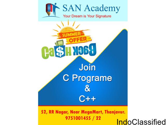 Computer Courses || Summer Offer || Tab Offer || Cash back