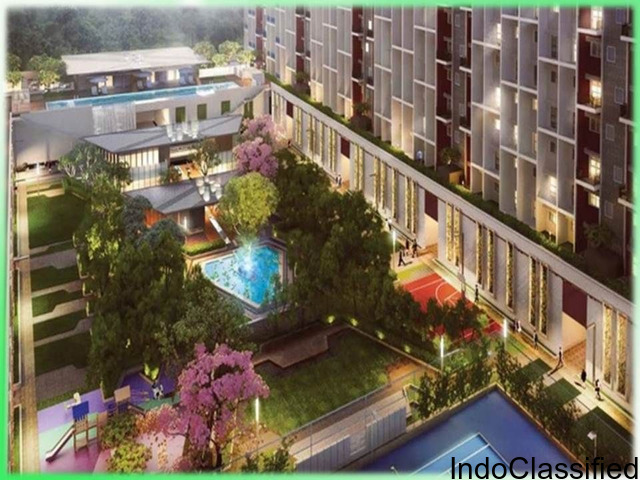 Residential Property by Best Builder in Pune - Godrej Elements