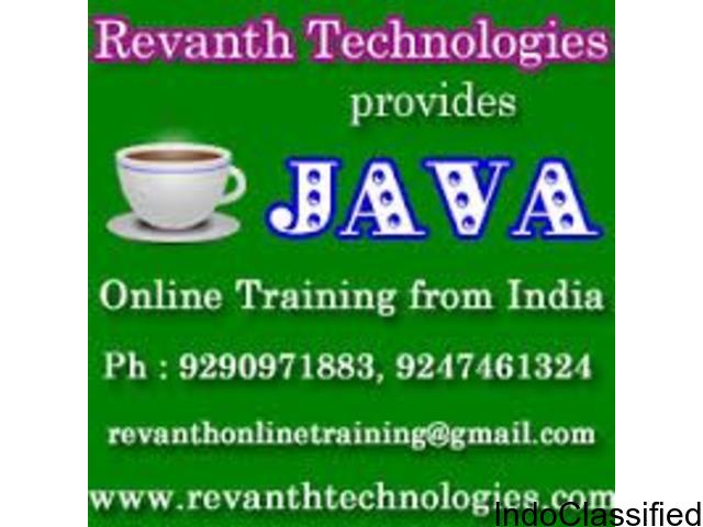 Best Java Online Training