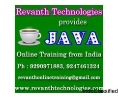 Best Java Online Training