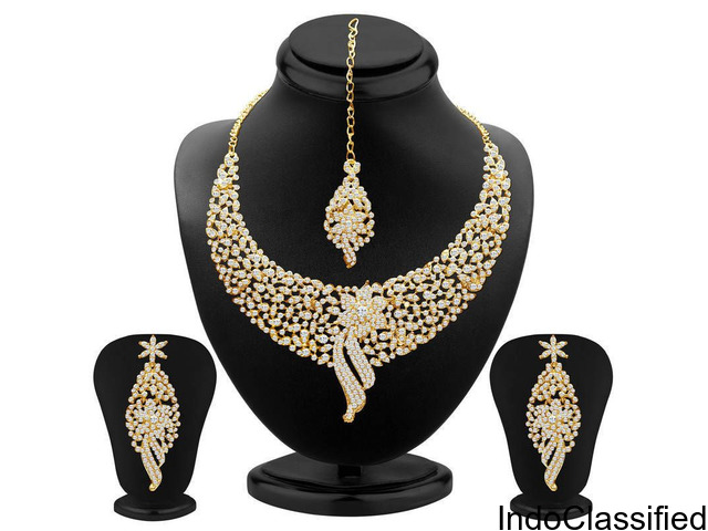 a16d2550747 Free Shipping on Artificial Necklace Sets Online Shopping