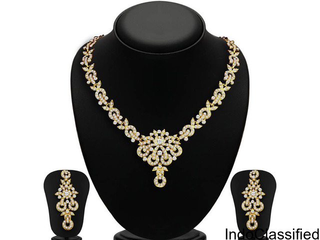 Free Shipping on Artificial Necklace Sets Online Shopping