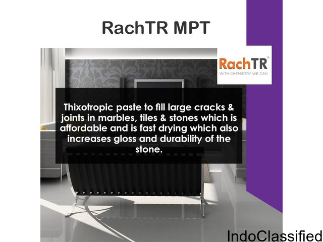 Stone and Tile Cleaning Products - RachTR Chemicals Pvt Ltd