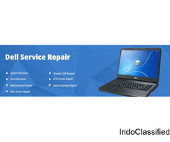 Dell Laptop Service Center in Delhi