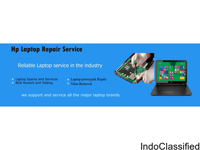 HP Laptop Repair Service In Delhi