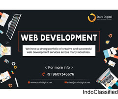Best Web Design & Development | Mobile App Development Company India