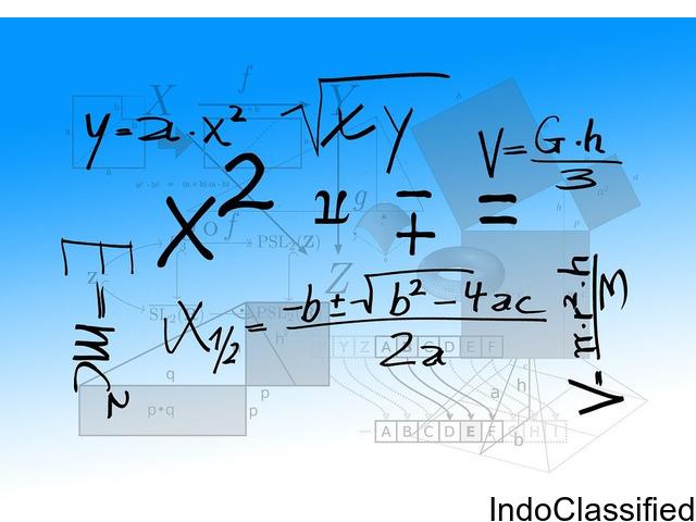 Math Home Tutor in Noida| Math Home tuition in Noida