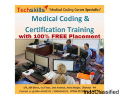 Immediate opening for freshers in Medical coding jobs in Chennai
