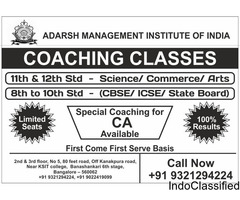 Diploma/ Degree / PG / PhD / Academic Coaching