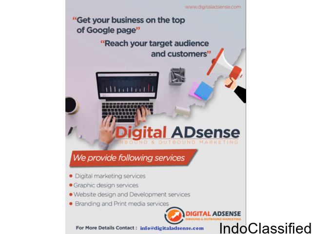 Website Design, Development, and Digital Marketing Services in Hyderabad | Digital Adsense