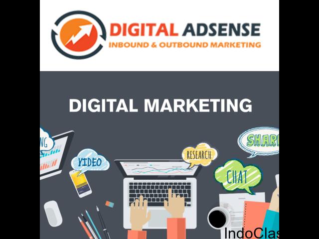 Website Design, Development, and Digital Marketing Services in Hyderabad | Digital Adsense