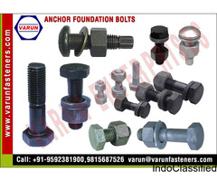 High Tensile Bolts manufacturers exporters suppliers in India Punjab Ludhiana