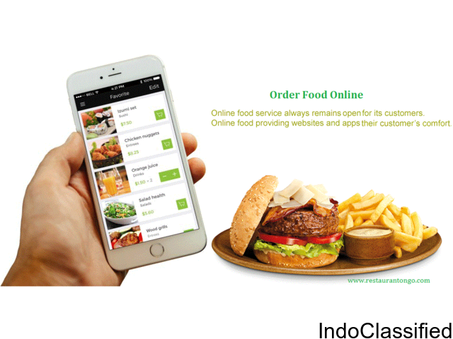 Order food online, food delivery Mumbai, Ahmedabad | Restaurant on Go